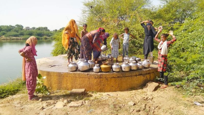 Water scarcity, Suigam