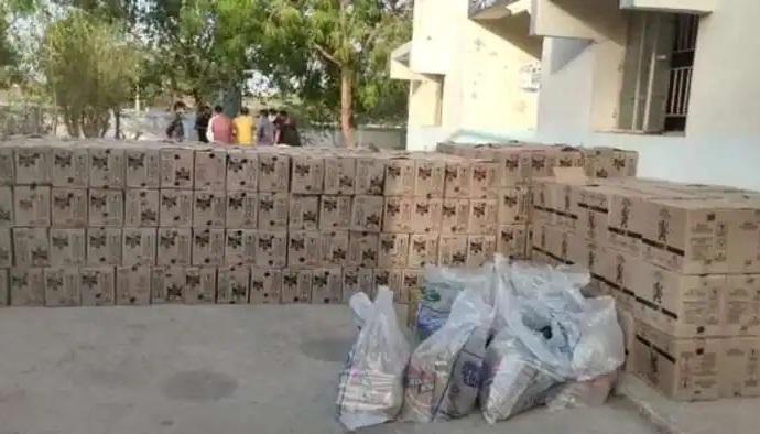 ગુજરાતની બોર્ડર પર આવેલ માત્ર 7 ગામોમાં છેલ્લા 3 વર્ષમાં 324 કરોડનો દારૂ વેચાયો હોવાનુ અનુમાન !